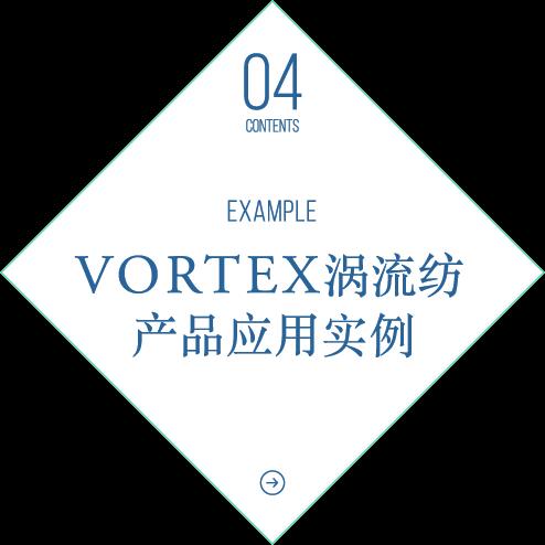 VORTEX涡流纺产品应用实例