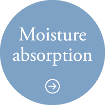 Moisture absorption