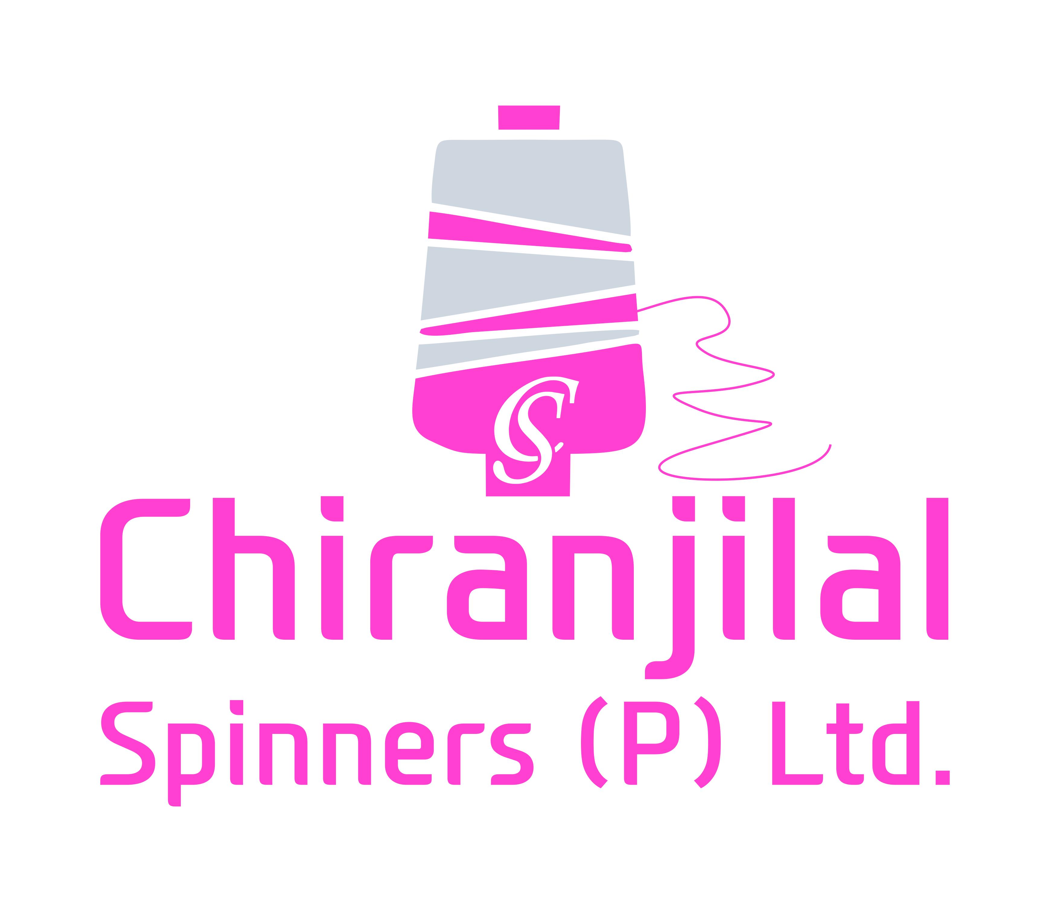 3_Chiranjilal Logo